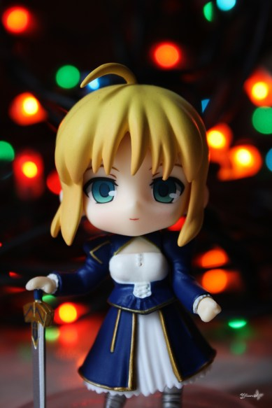 Saber- Fate/stay Night- Nendoroid petit Good Smile Company